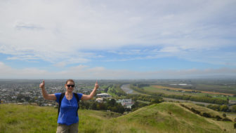 Lessons from travel -- Sarah, Hawke's Bay, New Zealand