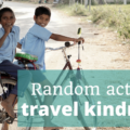 Random acts of travel kindness - The Thoughtful Travel Podcast Episode 88