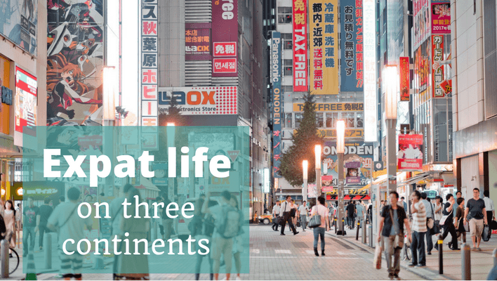 Expat Life on Three Continents – Episode 92 of The Thoughtful Travel Podcast