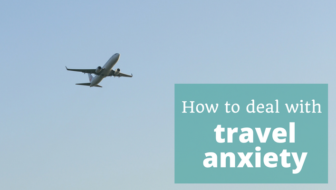 How to deal with travel anxiety - The Thoughtful Travel Podcast Episode 93