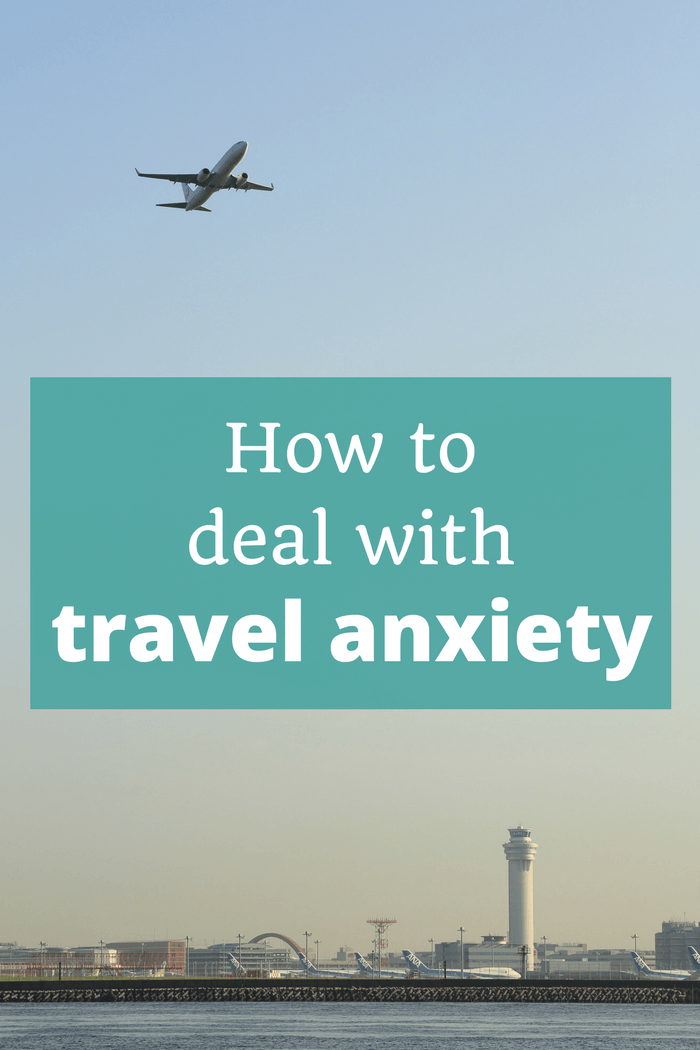 How to deal with travel anxiety - The Thoughtful Travel Podcast