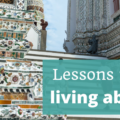 Lessons from living abroad - The Thoughtful Travel Podcast Episode 97