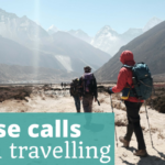 Close Calls When Travelling – Episode 99 of The Thoughtful Travel Podcast