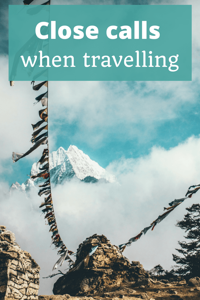 Close Calls When Travelling - The Thoughtful Travel Podcast