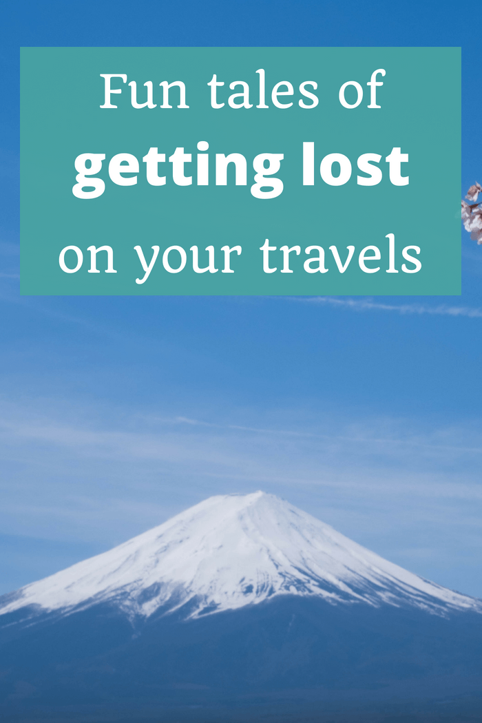 Fun Tales of Getting Lost on Your Travels - The Thoughtful Travel Podcast