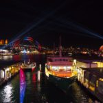 Vivid Sydney with kids: A really quick trip!
