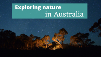 Exploring nature in Australia - The Thoughtful Travel Podcast Episode 108