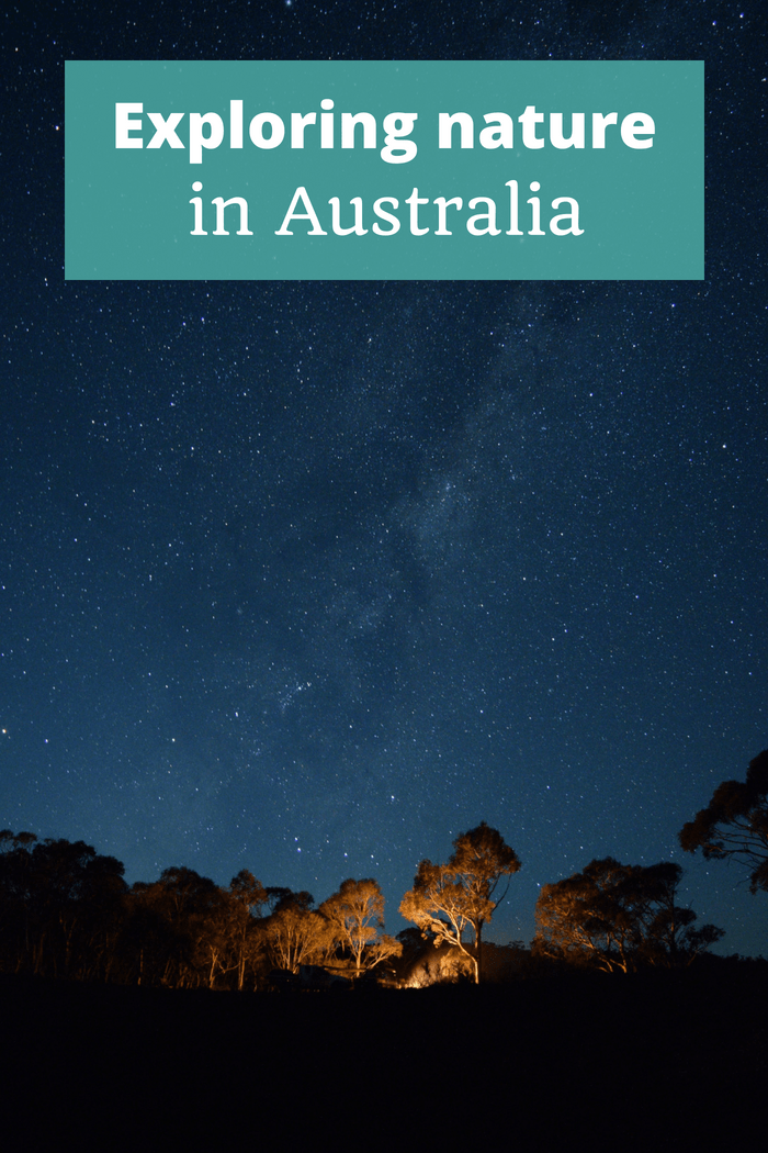Exploring nature in Australia - The Thoughtful Travel Podcast
