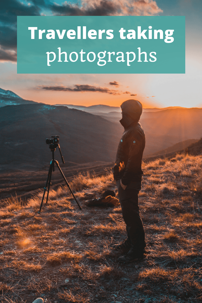 Travellers Taking Photographs - The Thoughtful Travel Podcast