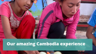 Our Amazing Cambodia Experience - The Thoughtful Travel Podcast Episode 114