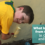 Teaching happy tears: What kids learn from travelling in Cambodia and Vietnam