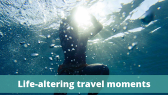 Life-Altering Travel Moments - The Thoughtful Travel Podcast Episode 119