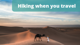 Hiking when you travel - The Thoughtful Travel Podcast Episode 124