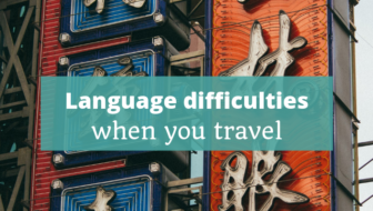 Language Difficulties When You Travell - The Thoughtful Travel Podcast Episode 126