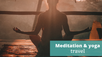 Meditation and Yoga Travel - The Thoughtful Travel Podcast Episode 127