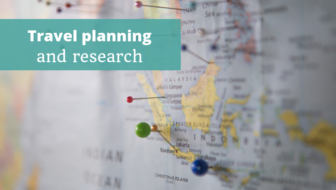 Travel Planning and Research - The Thoughtful Travel Podcast Episode 128