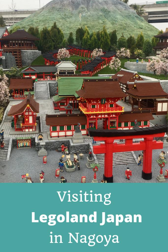 Visiting Legoland Japan in Nagoya