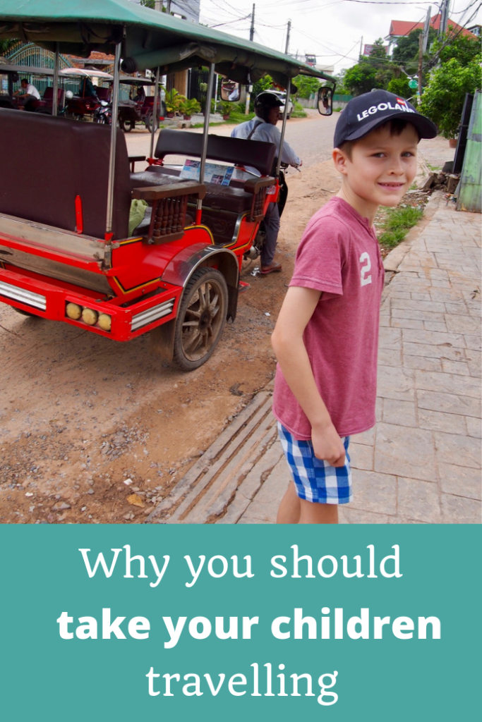 Why you should take your children travelling - The Thoughtful Travel Podcast