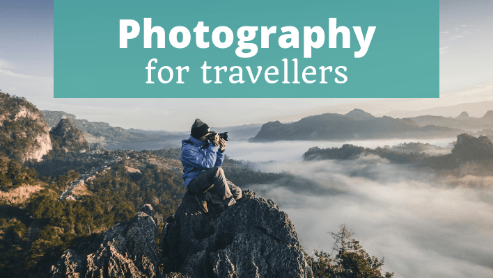 Photography for Travellers - The Thoughtful Travel Podcast Episode 136
