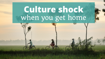 Culture shock when you get home - The Thoughtful Travel Podcast Episode 139