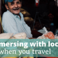 Immersing with Locals when you Travel - The Thoughtful Travel Podcast Episode 141