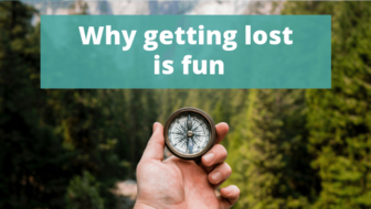 Why getting lost is fun - The Thoughtful Travel Podcast Episode 142