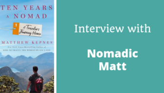 Interview with Nomadic Matt - The Thoughtful Travel Podcast Episode 147