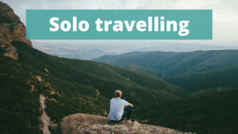 Solo travelling - The Thoughtful Travel Podcast Episode 148