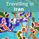 Travelling in Iran - The Thoughtful Travel Podcast Episode 146 image