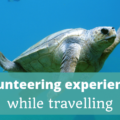 Volunteering experiences while travelling - The Thoughtful Travel Podcast Episode 145