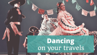 Dancing on your travels - The Thoughtful Travel Podcast Episode 154