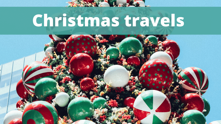 Christmas travels - The Thoughtful Travel Podcast Episode 166