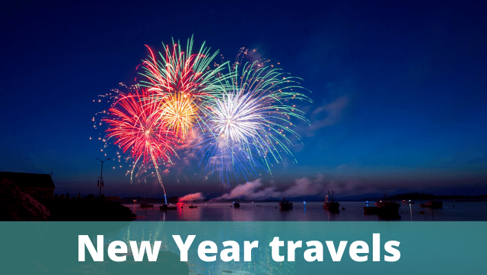 New Year travels - The Thoughtful Travel Podcast Episode 168