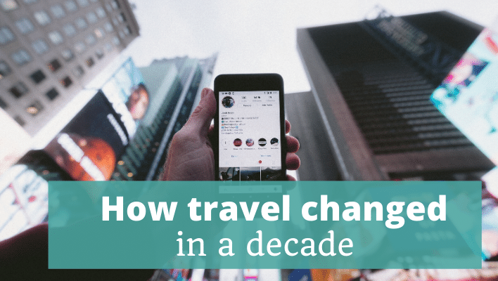 How Travel Changed in a Decade - The Thoughtful Travel Podcast Episode 170