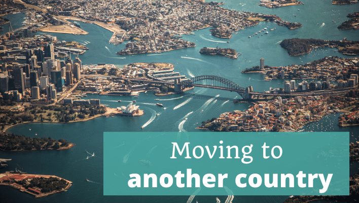 Moving to another country - The Thoughtful Travel Podcast Episode 171