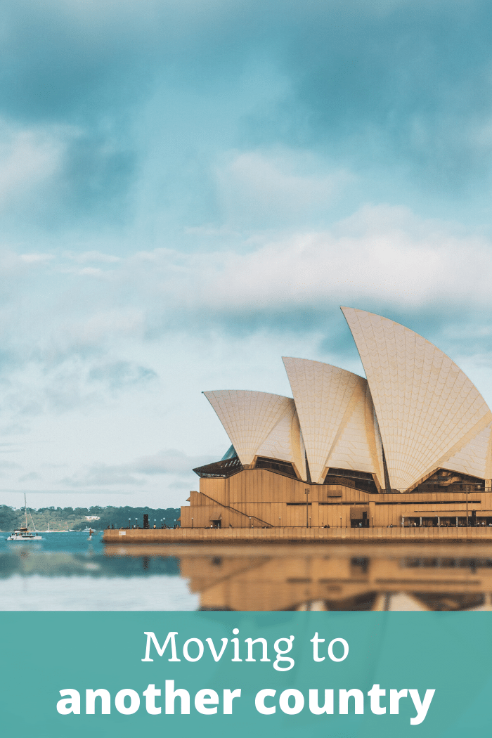 Moving to another country - migration episode of The Thoughtful Travel Podcast - Sydney Opera House