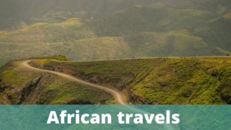African travels - The Thoughtful Travel Podcast Episode 177