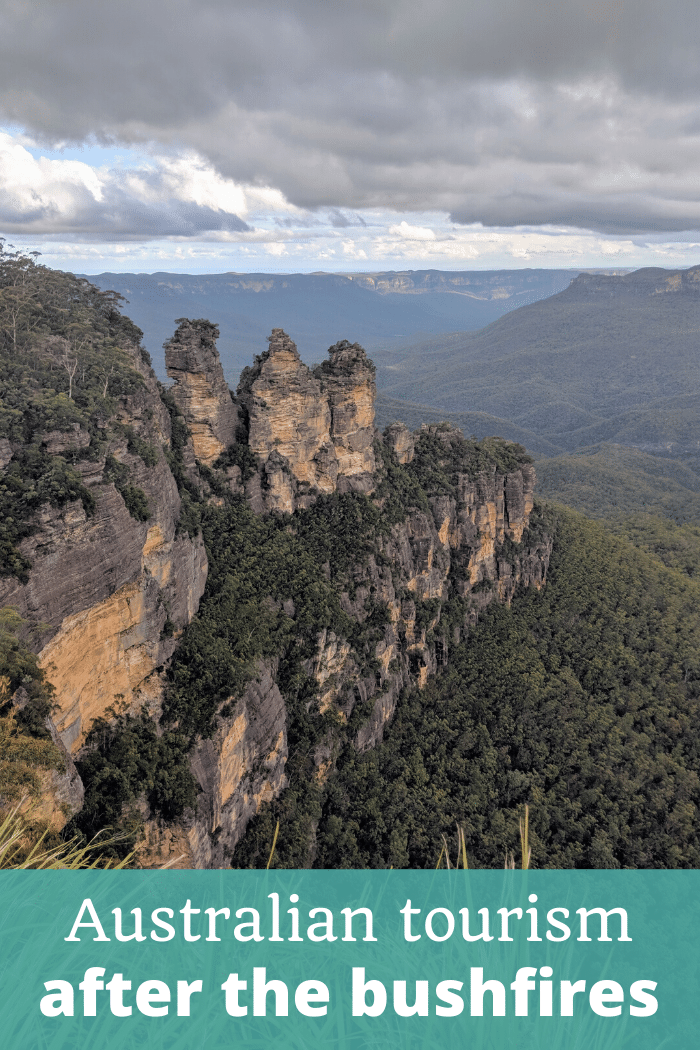 Australian Tourism After the Bushfires - The Thoughtful Travel Podcast
