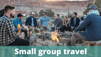 Small group travel - The Thoughtful Travel Podcast Episode 181