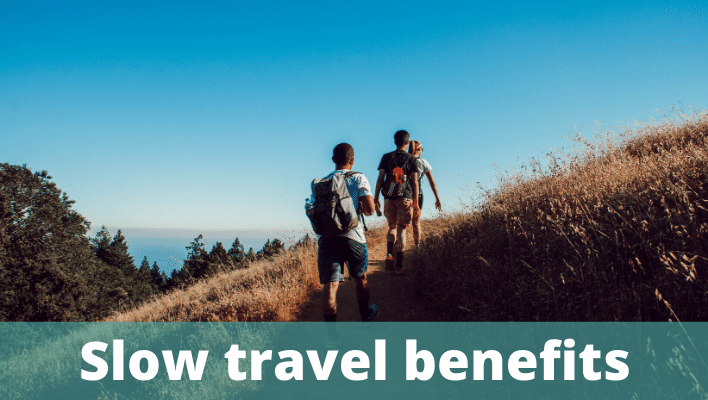 Slow travel benefits - The Thoughtful Travel Podcast Episode 185