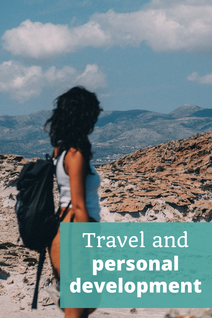 Travel and personal development - The Thoughtful Travel Podcast
