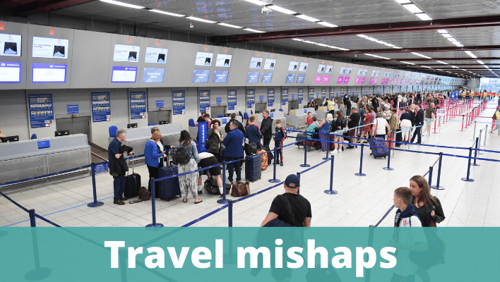 Travel mishaps - The Thoughtful Travel Podcast Episode 186